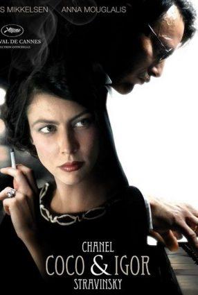 Cartaz do filme COCO CHANEL & IGOR STRAVINSKY
