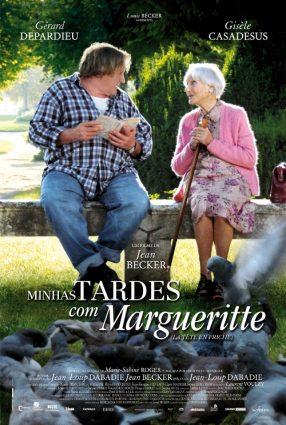 Cartaz do filme MINHAS TARDES COM MARGUERITTE – La Tête en Friche