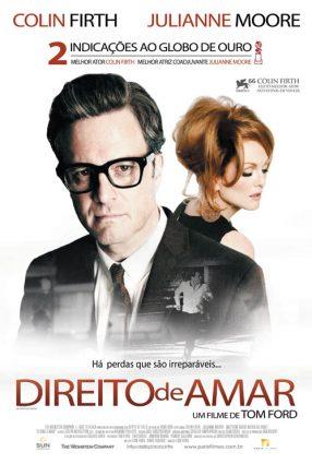 Cartaz do filme DIREITO DE AMAR – A Single Man
