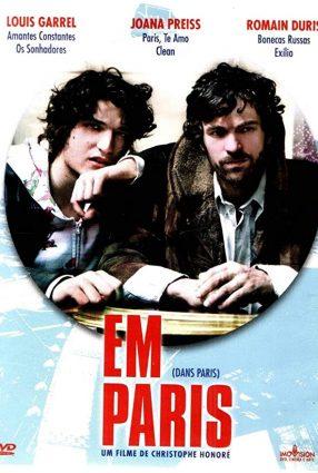 Cartaz do filme EM PARIS – Dans Paris