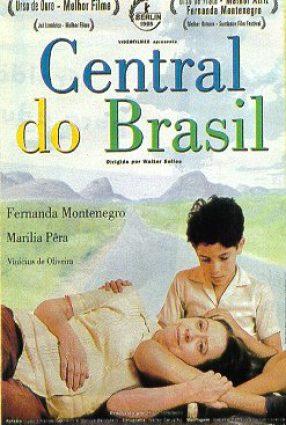 Cartaz do filme CENTRAL DO BRASIL