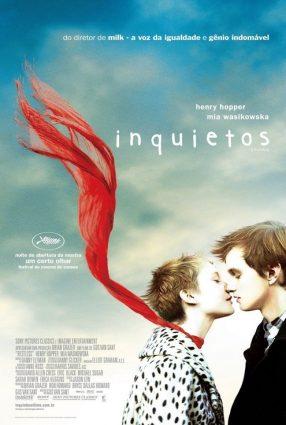 Cartaz do filme INQUIETOS – Restless