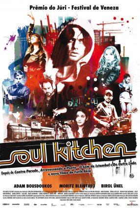 Cartaz do filme SOUL KITCHEN