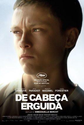 Cartaz do filme DE CABEÇA ERGUIDA – La Tête Haute