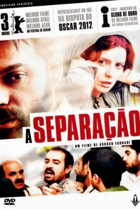 Cartaz do filme A SEPARAÇÃO – A Separation