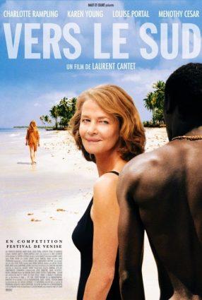 Cartaz do filme EM DIREÇÃO AO SUL – Vers le Sud