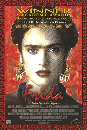 Cartaz do filme FRIDA