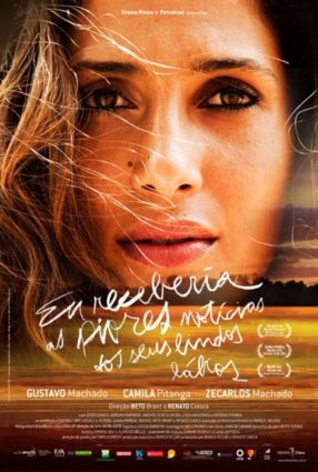 Cartaz do filme EU RECEBERIA AS PIORES NOTÍCIAS DOS SEUS LINDOS LÁBIOS