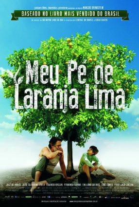 Cartaz do filme MEU PÉ DE LARANJA LIMA