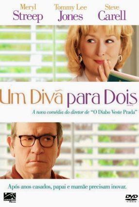Cartaz do filme UM DIVÃ PARA DOIS – Hope Springs