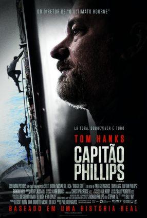Cartaz do filme CAPITÃO PHILLIPS – Captain Phillips