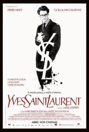 Cartaz do filme YVES SAINT LAURENT