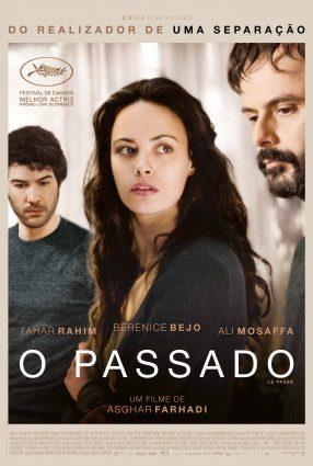 Cartaz do filme O PASSADO – Le Passé