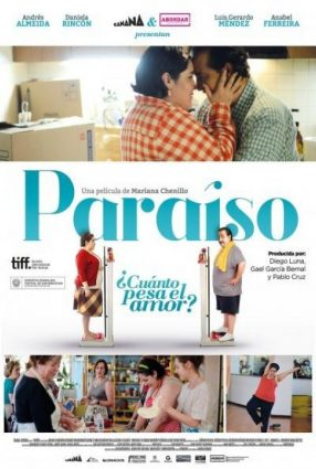 Cartaz do filme PARAÍSO – Paraiso