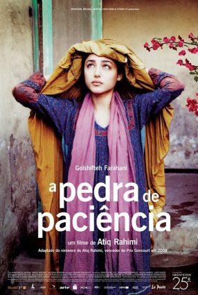 Cartaz do filme A PEDRA DE PACIÊNCIA – Pierre de Patience
