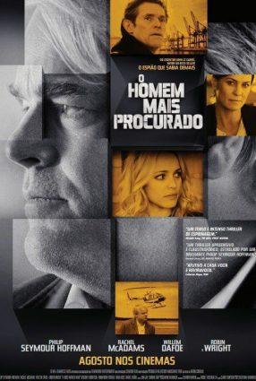 Cartaz do filme O HOMEM MAIS PROCURADO – A Most Wanted Man