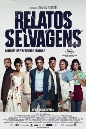 Cartaz do filme RELATOS SELVAGENS – Relatos Salvajes
