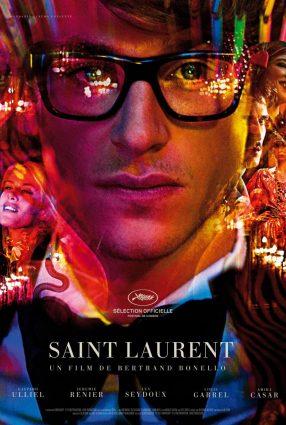 Cartaz do filme SAINT LAURENT