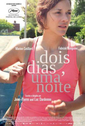 Cartaz do filme DOIS DIAS, UMA NOITE – Deux Jours, Une Nuit
