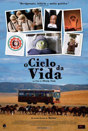 Cartaz do filme O CICLO DA VIDA – Fei Yue Lao Yuan