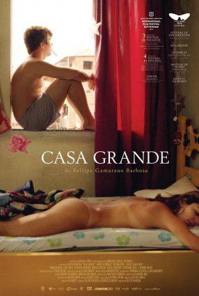 Cartaz do filme CASA GRANDE