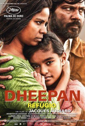 Cartaz do filme DHEEPAN – O REFÚGIO – Dheepan