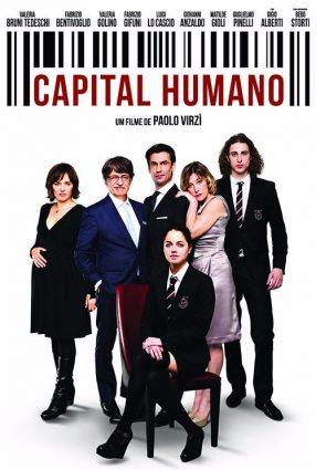 Cartaz do filme CAPITAL HUMANO – Il Capitale Umano