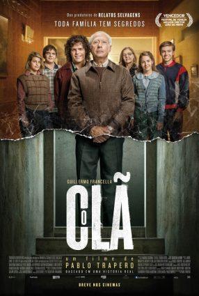 Cartaz do filme O CLÃ – El Clan