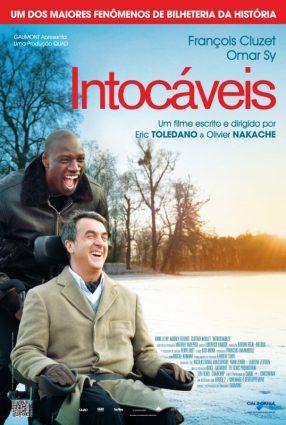 Cartaz do filme INTOCÁVEIS – Intouchables