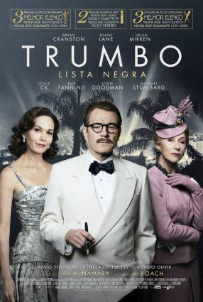 Cartaz do filme TRUMBO – LISTA NEGRA – Trumbo