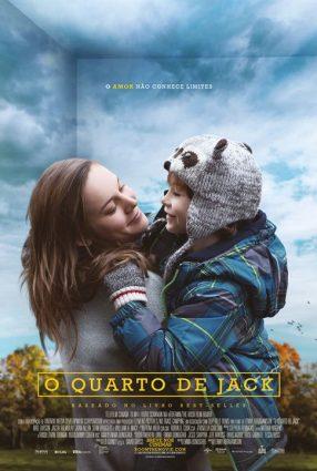 Cartaz do filme O QUARTO DE JACK  – Room