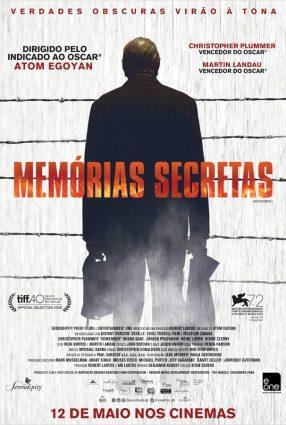 Cartaz do filme MEMÓRIAS SECRETAS – Remember