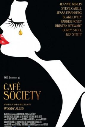 Cartaz do filme CAFÉ SOCIETY
