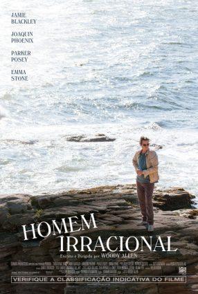 Cartaz do filme O HOMEM IRRACIONAL – Irrational Man