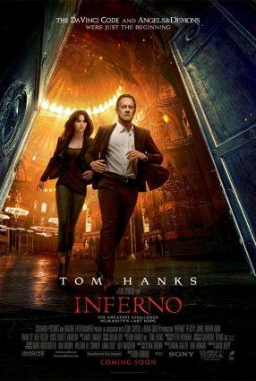 Cartaz do filme INFERNO