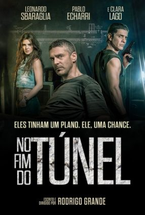 Cartaz do filme NO FIM DO TÚNEL – Al Final del Túnel