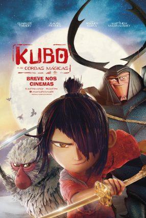 Cartaz do filme KUBO E AS CORDAS MÁGICAS – Kubo And The Two Strings