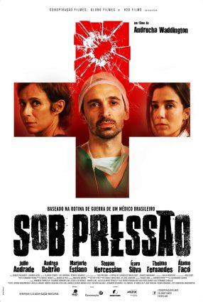 Cartaz do filme SOB PRESSÃO