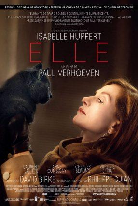 Cartaz do filme ELLE
