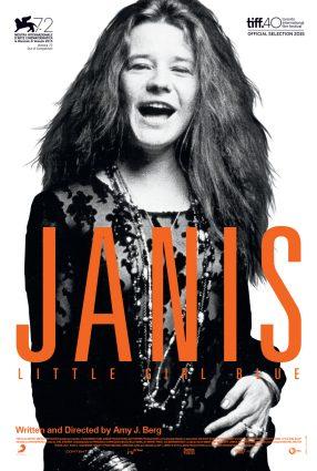 Cartaz do filme JANIS: LITTLE GIRL BLUE
