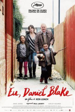 Cartaz do filme EU, DANIEL BLAKE – I, Daniel Blake
