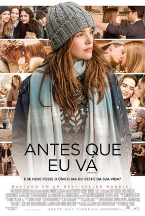 Cartaz do filme ANTES QUE EU VÁ – BEFORE I GO