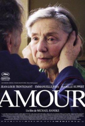 Cartaz do filme AMOR – AMOUR
