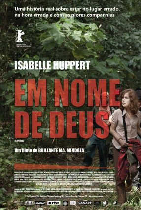 Cartaz do filme EM NOME DE DEUS – Captive
