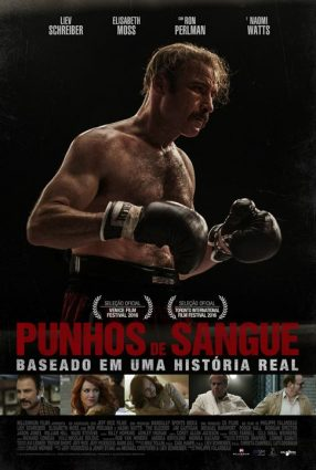 Cartaz do filme PUNHOS DE SANGUE – Chuck