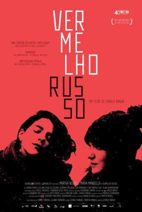 Cartaz do filme VERMELHO RUSSO