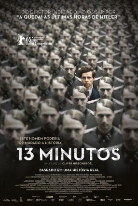 Cartaz do filme 13 MINUTOS – Elser