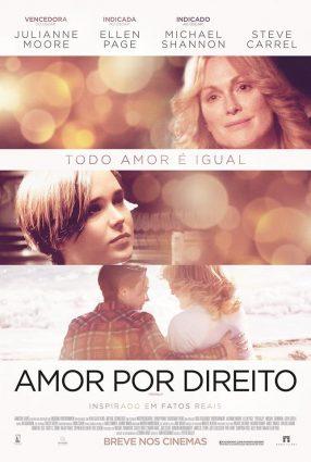 Cartaz do filme AMOR POR DIREITO – Freeheld