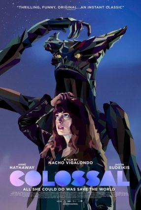 Cartaz do filme COLOSSAL