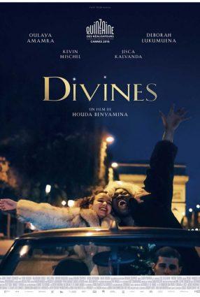 Cartaz do filme DIVINAS | DIVINES